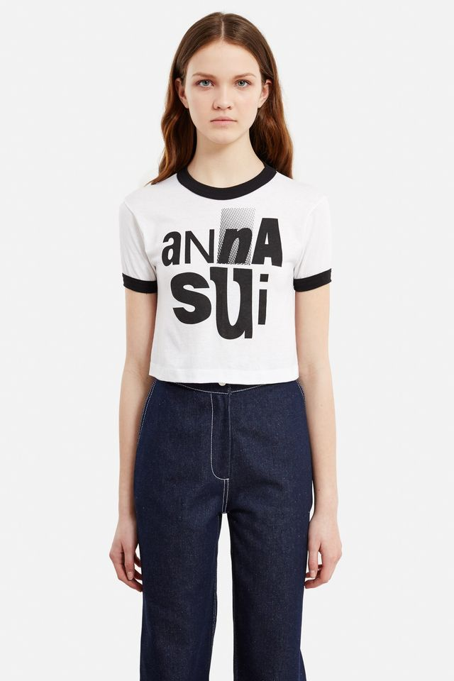 Anna Sui for Opening Ceremony Ringer Shirt