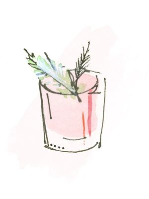 7 Delicious Rosé Cocktails to Up Your Hosting Game