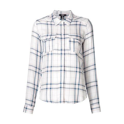 Mya Plaid Shirt