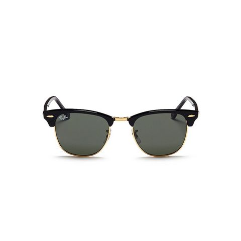 Clubmaster Classic Acetate Browline Sunglasses