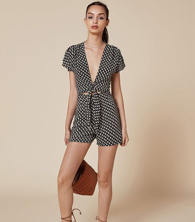 Reformation Holly Jumpsuit
