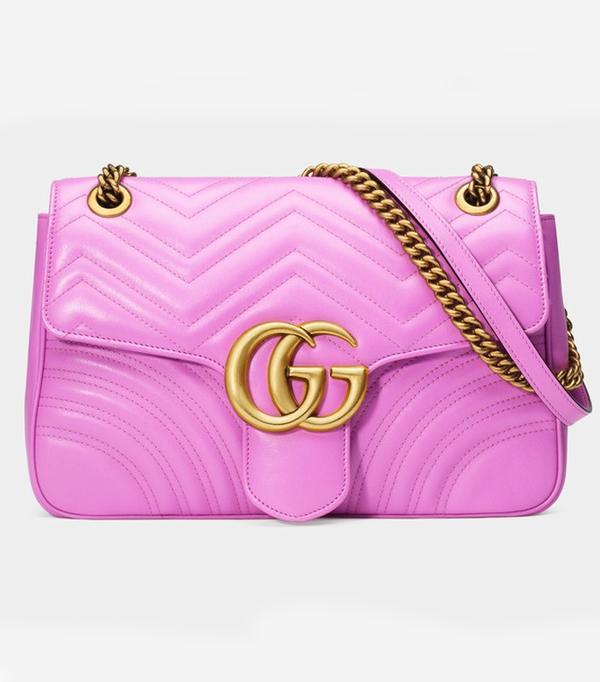 best designer bags 2016: Gucci Marmont bag