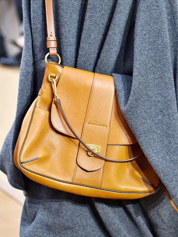 best designer bags 2016: Chloe Lexa Cross Body