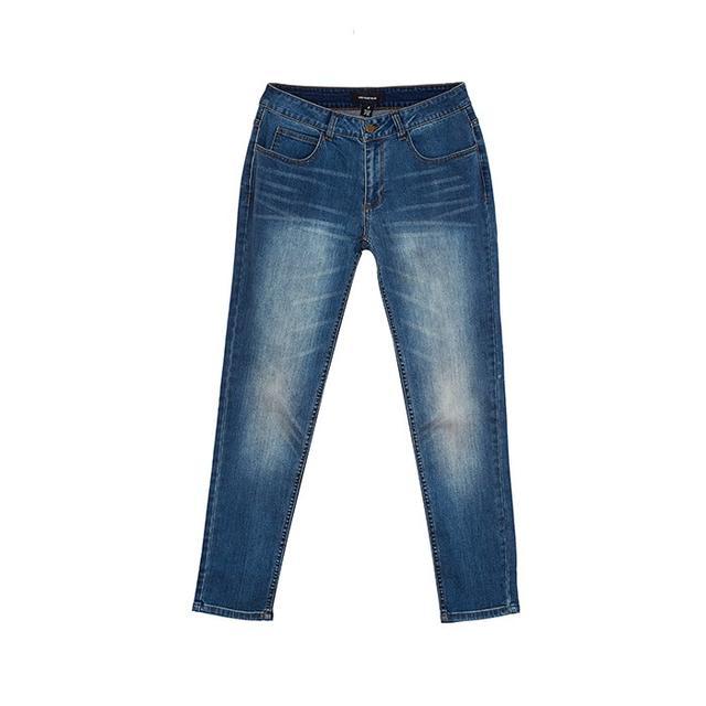 Who What Wear Slim Boyfriend Jeans