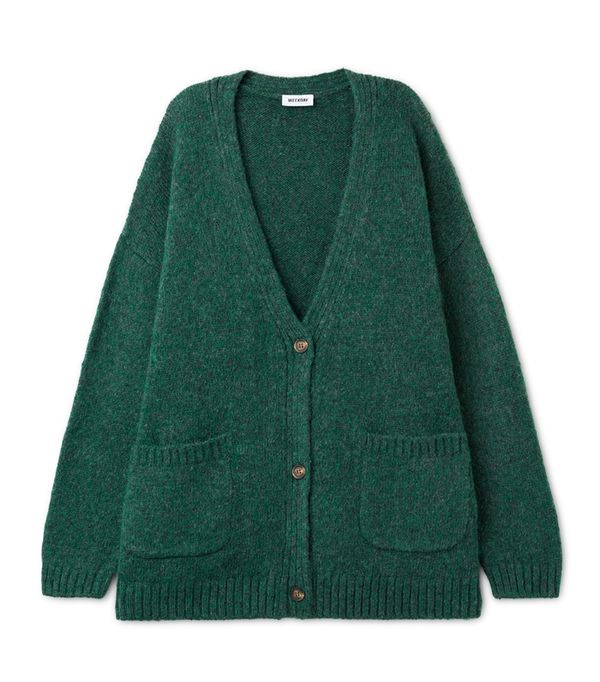 Weekend Outfit Ideas: Weekday Yasmin Cardigan