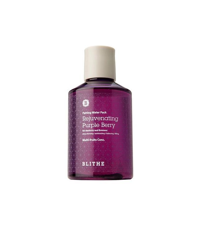 Blithe Patting Splash Mask-Rejuvenating Purple Berry