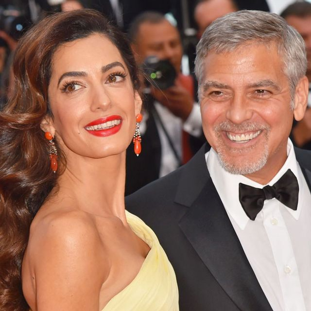George and Amal Clooney Are the Best Dressed Couple at Cannes