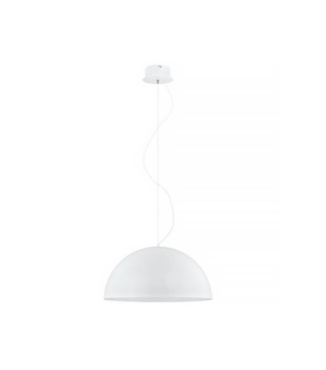EGLO Gaetano 1 LED Integrated Bulb Bowl Pendant