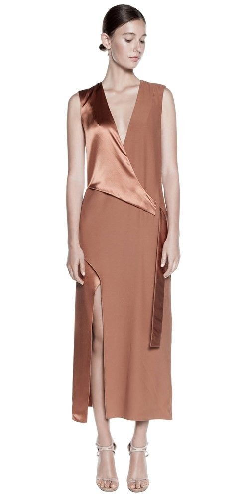 Dion Lee Belted Shell Dress