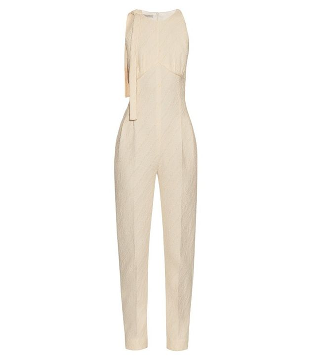Emilia Wickstead Havanna Sleeveless Jumpsuit