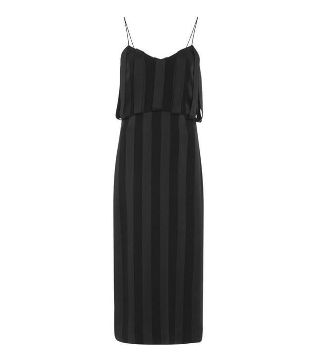 Cushnie et Ochs Sadie Contrast Stripe Jacquard Dress