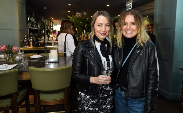 WHO: Lisa Patulny and Chloe Brinklow
