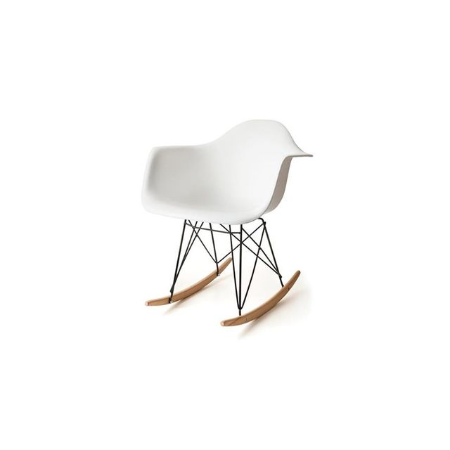 Kmart Rocking Chair - White