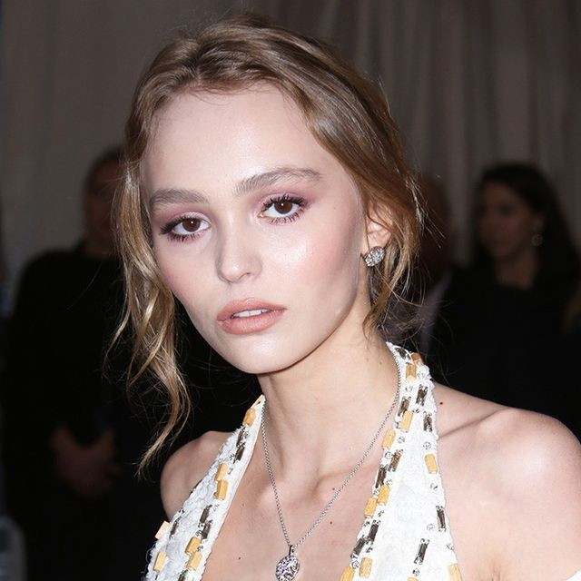 Lily-Rose Depp Might Be the First to Ever Pull Off a Hoodie at Cannes