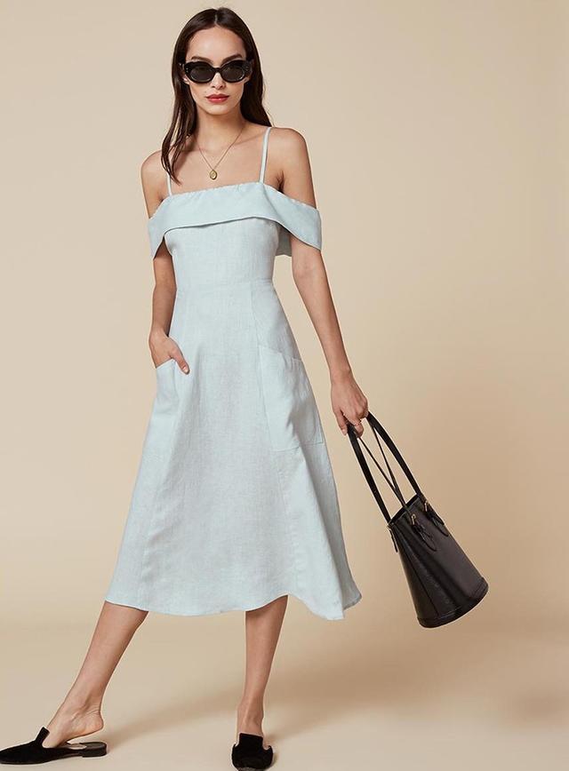 Reformation Jacklyn Dress