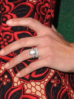 The Fascinating Reasons Why Celebs Pick Platinum Engagement Rings
