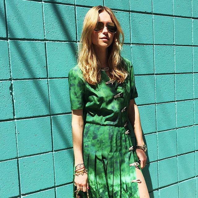 Is This Going to Be Summer's Most Popular Color?