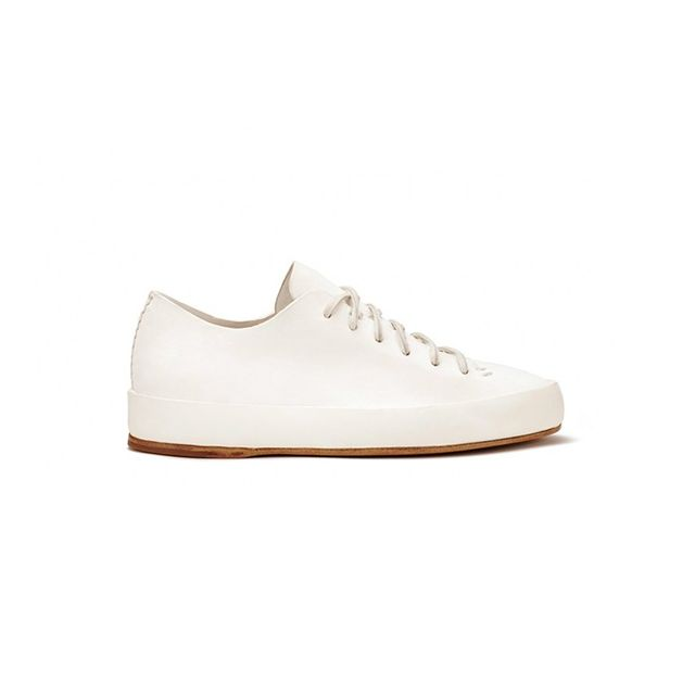 Feit Hand Sewn Low Semi Cordovan Sneakers