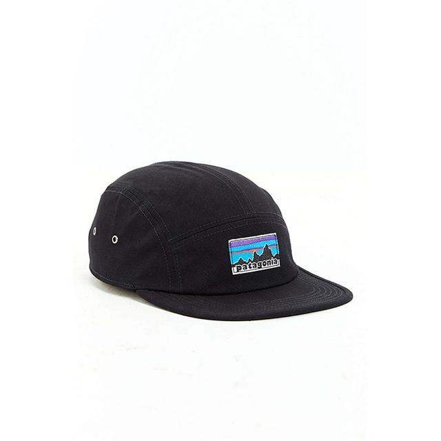 Patagonia Retro Fitz Roy Label 5-Panel Baseball Hat