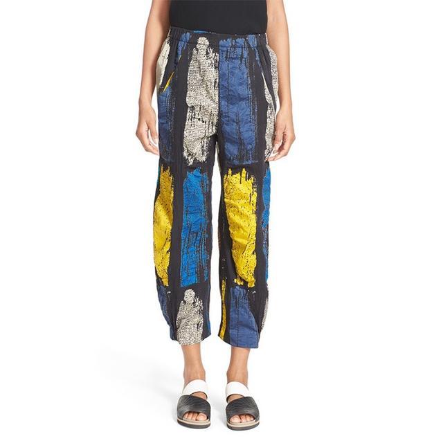 Zero + Maria Abi Brushstroke Pants