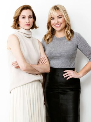 Meet WWW Founders Hillary Kerr and Katherine Power on the Career Code Book Tour!