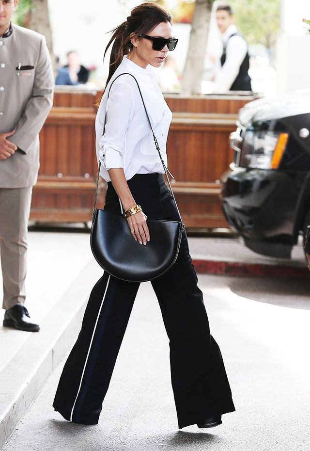 Victoria Beckham outfit idea
