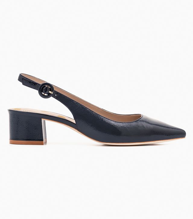 Boden Annie Pointed Slingbacks