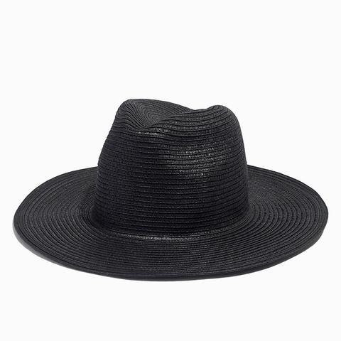 Straw Mesa Hat