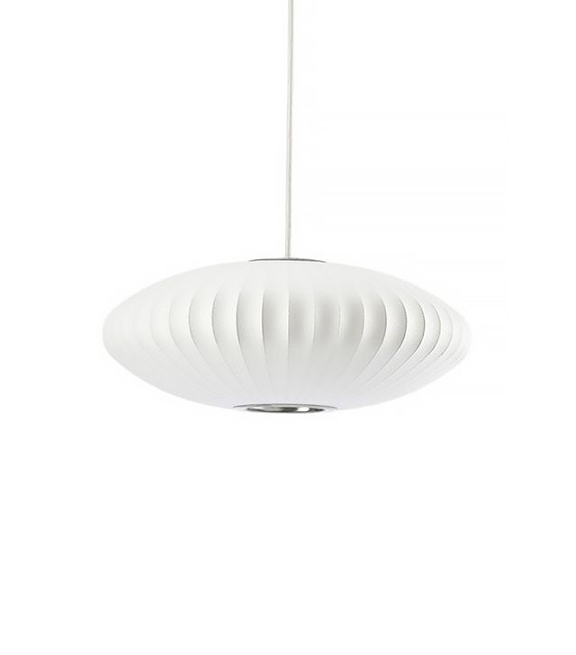 George Nelson Saucer Lamp