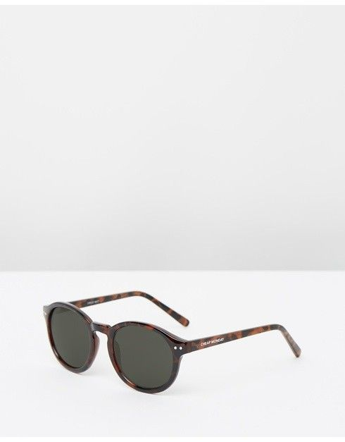 Cheap Monday Circle Sunglasses