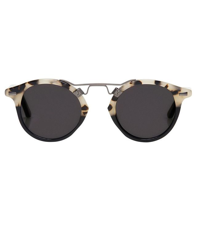 Krewe St. Louis Oyster Sunglasses