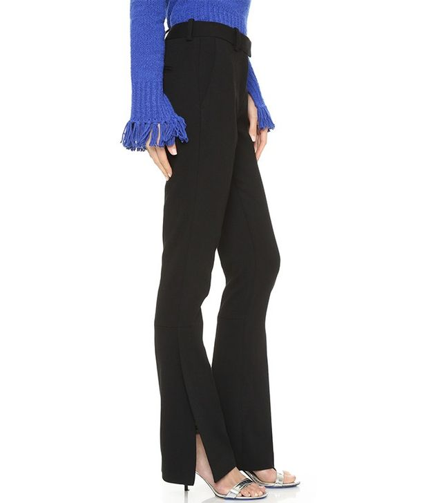 3.1 Phillip Lim Trousers With Side Slits