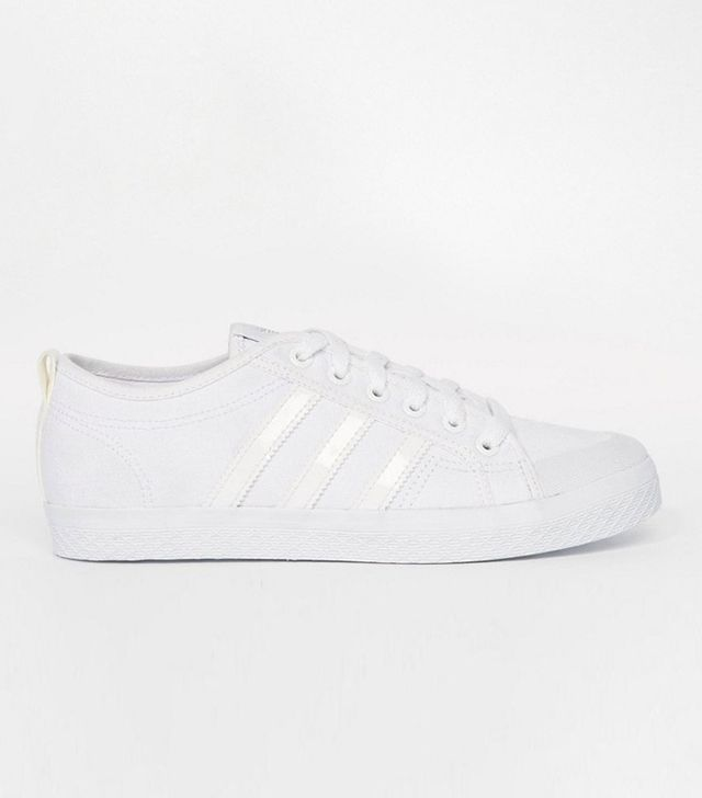 Adidas Originals Honey Low Canvas Trainers