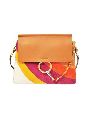 Love, Want, Need: Chloé's Rainbow Faye Bag