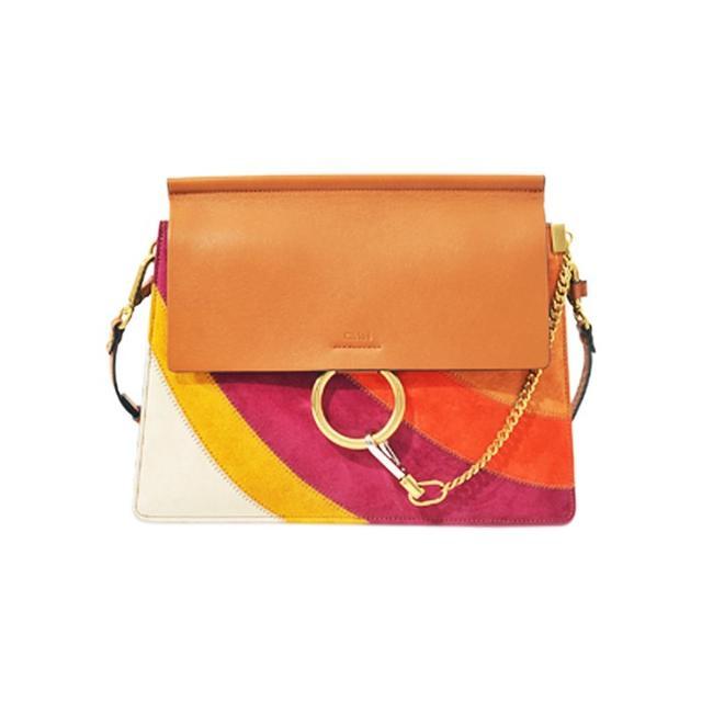 Love, Want, Need: Chloé's Rainbow Faye Bag