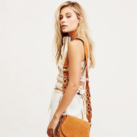 Megan Saddle Bag