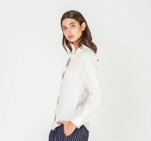 Assembly Label Linen Shirt