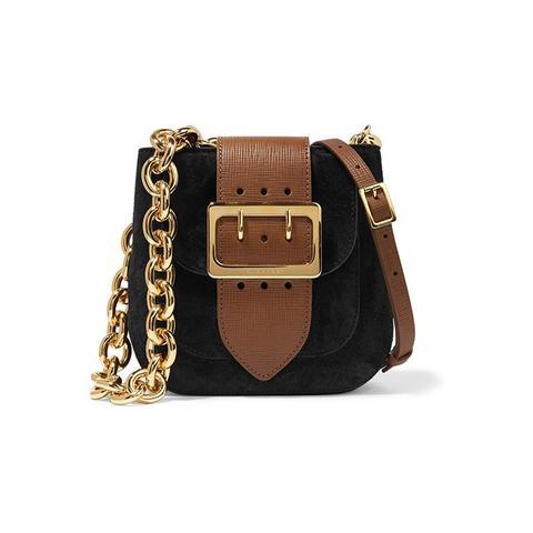 Buckle-Embellished Bag
