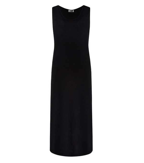 How to Wear Black In Summer: Prism Muscle Tank Dress