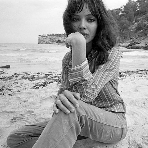 The Underrated French New Wave Muse Fashion Girls Love
