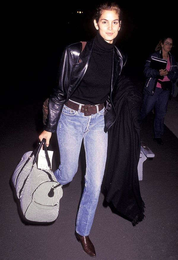 Disclaimer:We couldn't help but include more than one image of Cindy Crawford.