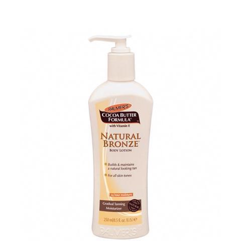 Cocoa Butter Formula Natural Bronze Gradual Tanning Moisturiser
