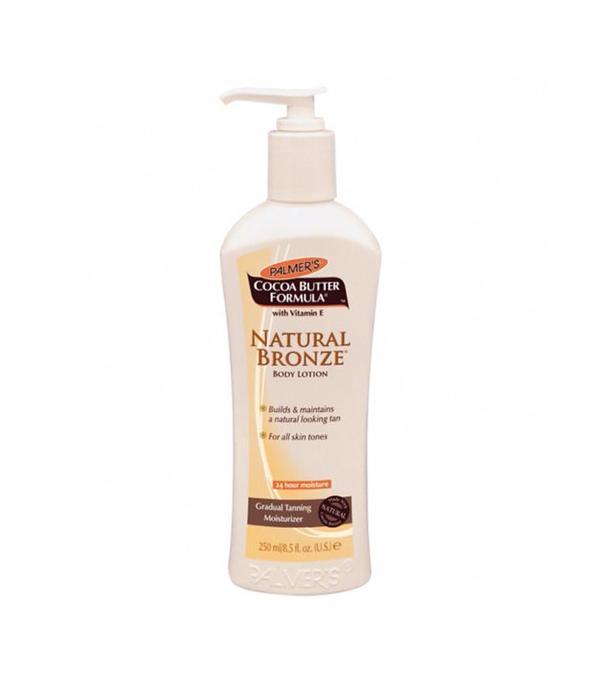 Best gradual fake tan: Palmer's Cocoa Butter Formula Natural Bronze Gradual Tanning Moisturiser