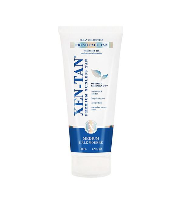 Best gradual fake tan: Xen Tan Fresh Face Tan