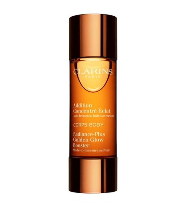 Best gradual fake tan: Clarins Radiance-Plus Golden Glow Booster for Body