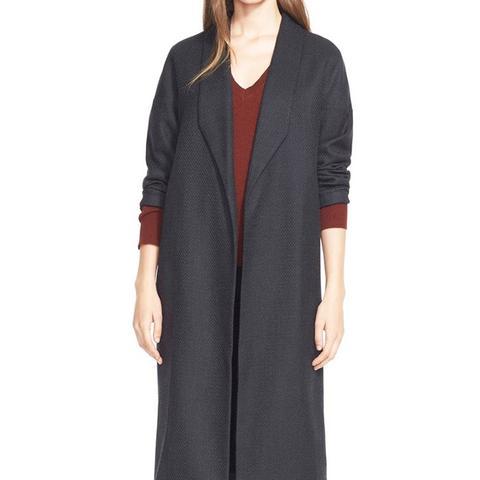 The Robe Wool Maxi Coat