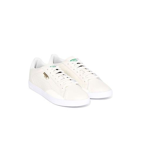 Match Lo Leather Sneaker