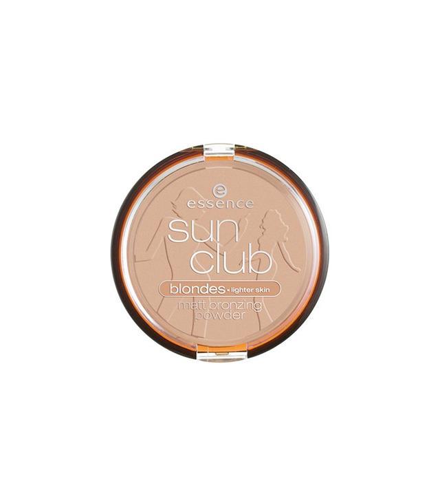 Essence Sun Club Matte Bronzing Powder