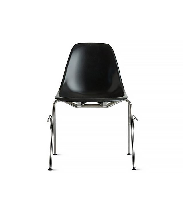 Eames Molded Fiberglass Stacking Side Chair