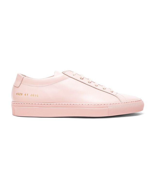 Common Projects Original Leather Achilles Low Sneakers